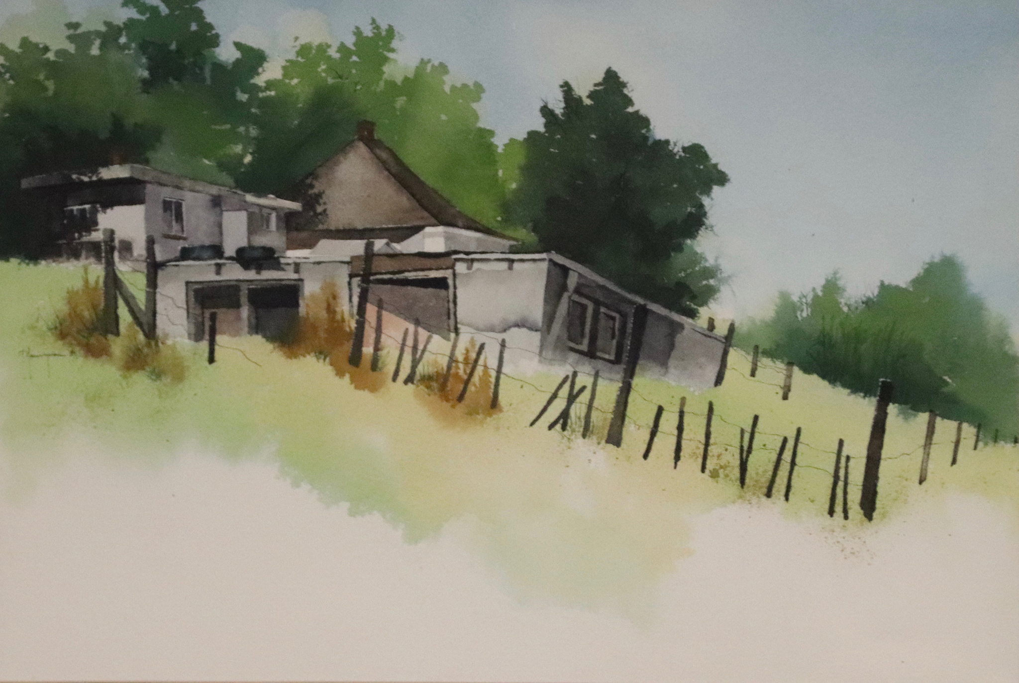 Painting #03 Cellar House