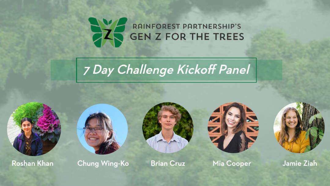 Gen Z for the Trees team.