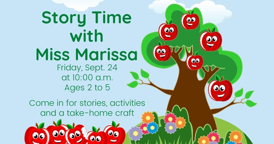 Story Time - Apples