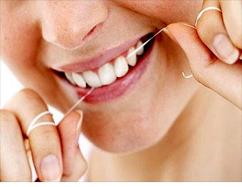 Dental Care-Flossing