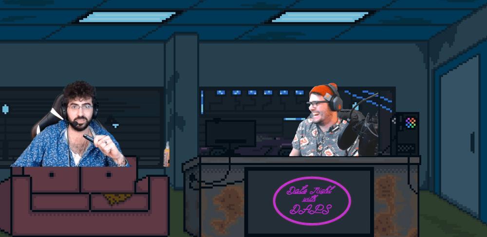 The_Daps Talk Show on Twitch