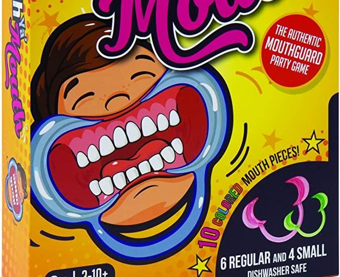 Watch Yo Mouth party game