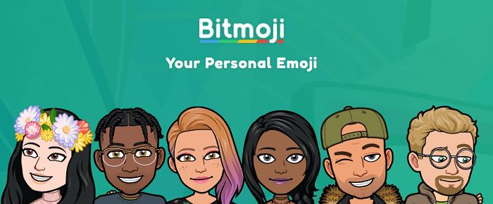 Bitmoji Personal Discord Emojis