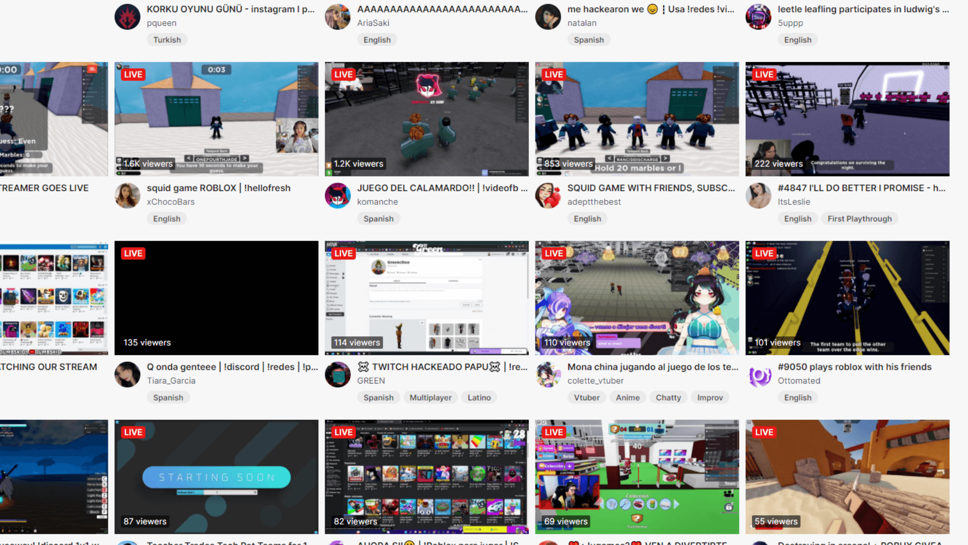 Twitch Stream Title Examples