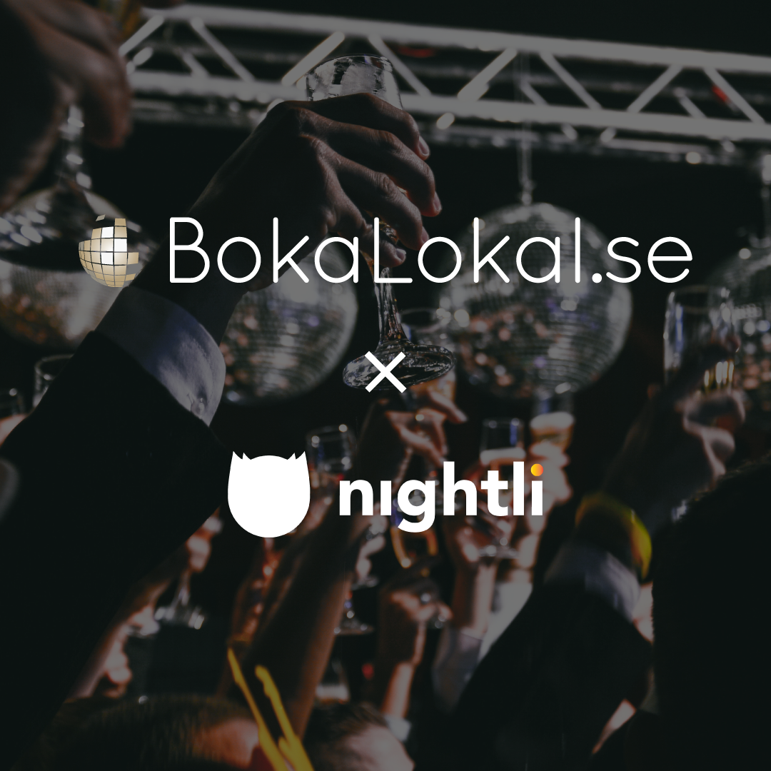 Nightli explores partnership with Bokalokal.se