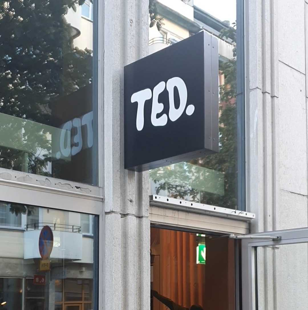 Ted. Stockholm