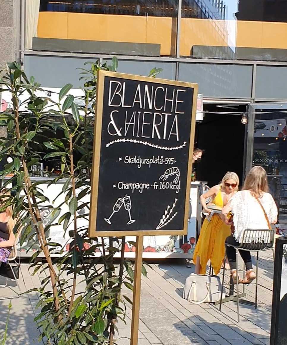 Blanche & Hierta