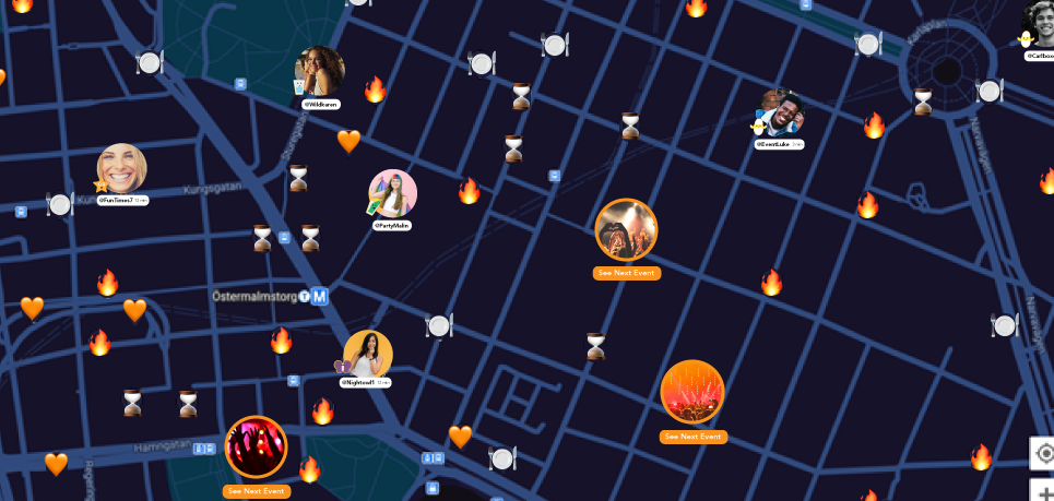 Find nightclubs, bars, and other going out tonight at nightli