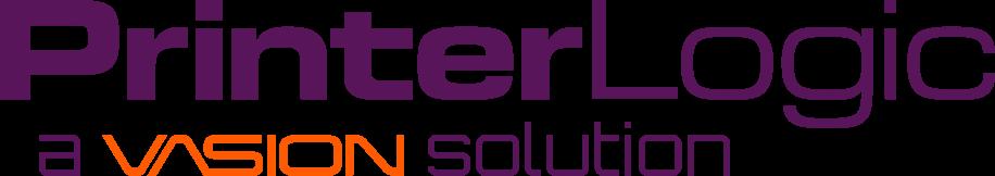 Logo of Printerlogic a Vasion Solution