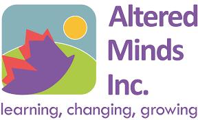 Altered Minds Inc. Logo