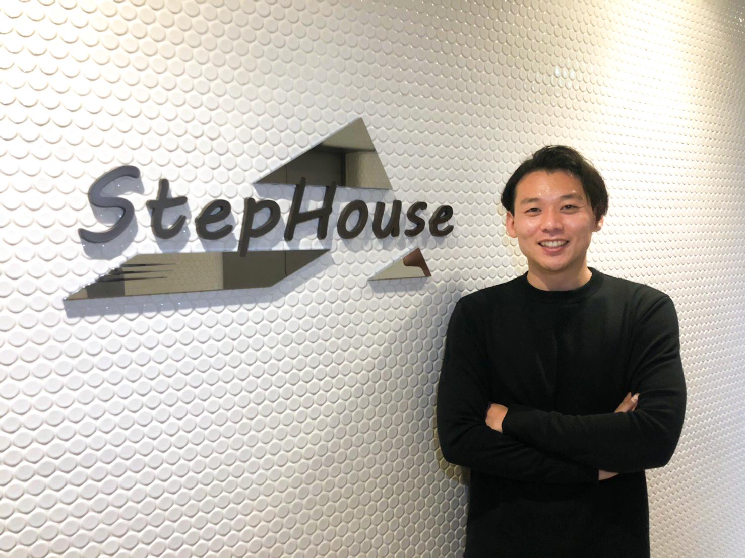 イベカツにStepHouseの営業イベント『Sales Career』に関するインタビューが掲載されました。