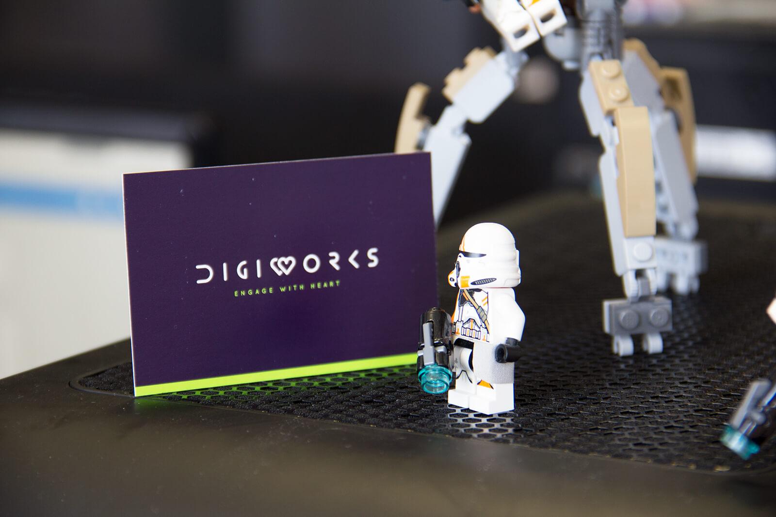 L'agence digiale Digiworks