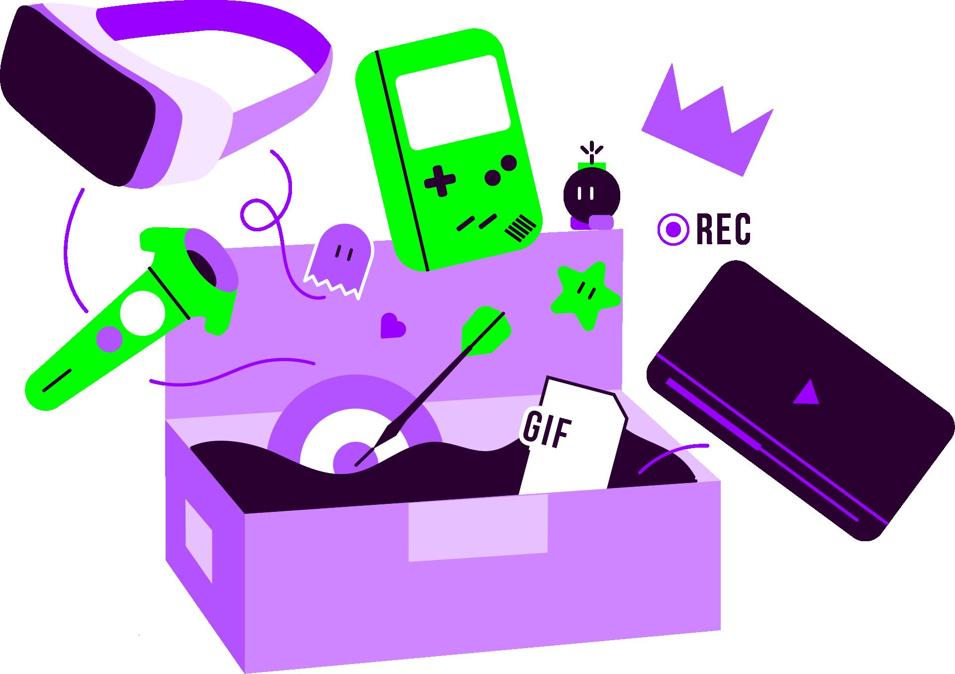 Les services de l'agence créative Digiworks