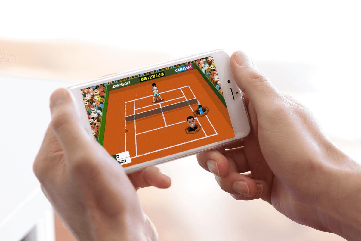 Advergame Application mobile et jeu concours ludique
