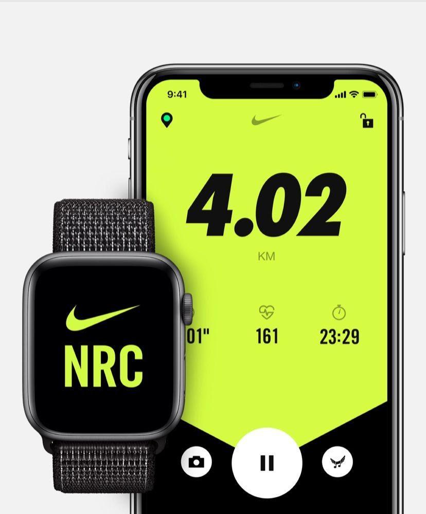 Nike Run Club App. Nike SG
