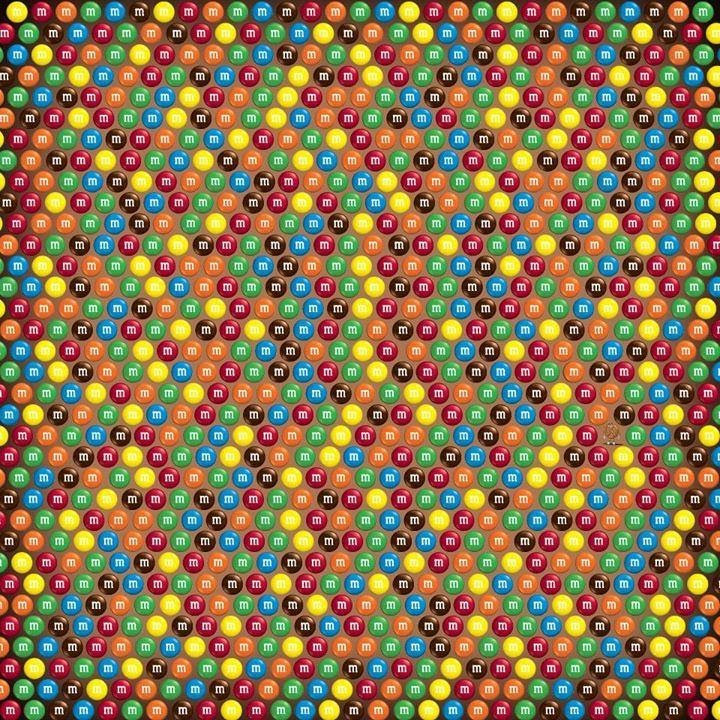 M&M's eye-spy pretzel - ...............................................  players were given a large graphic design … | Gamification, Writing  resources, About me blog