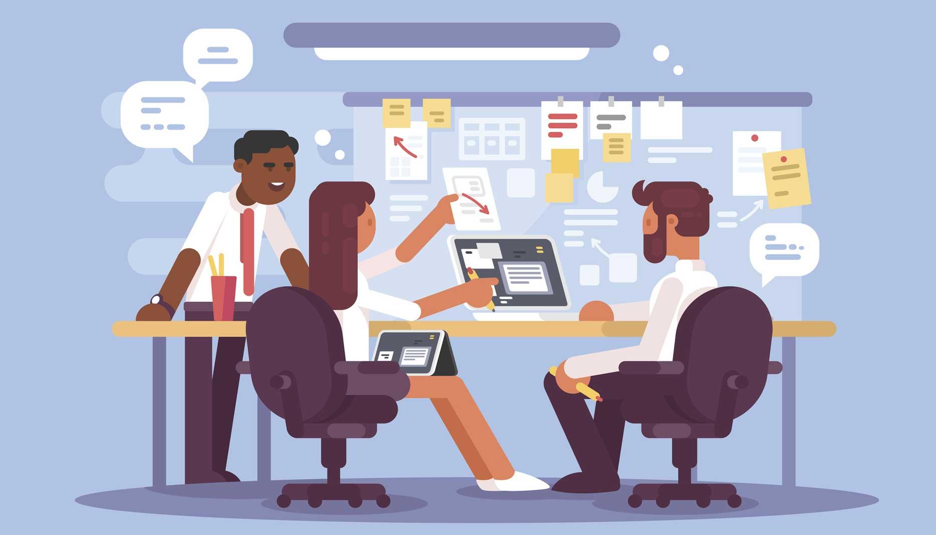 Gestion de projet : 4 outils pour être plus productif