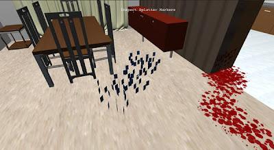 Serious gaming et la découverte d'une scène de crime
