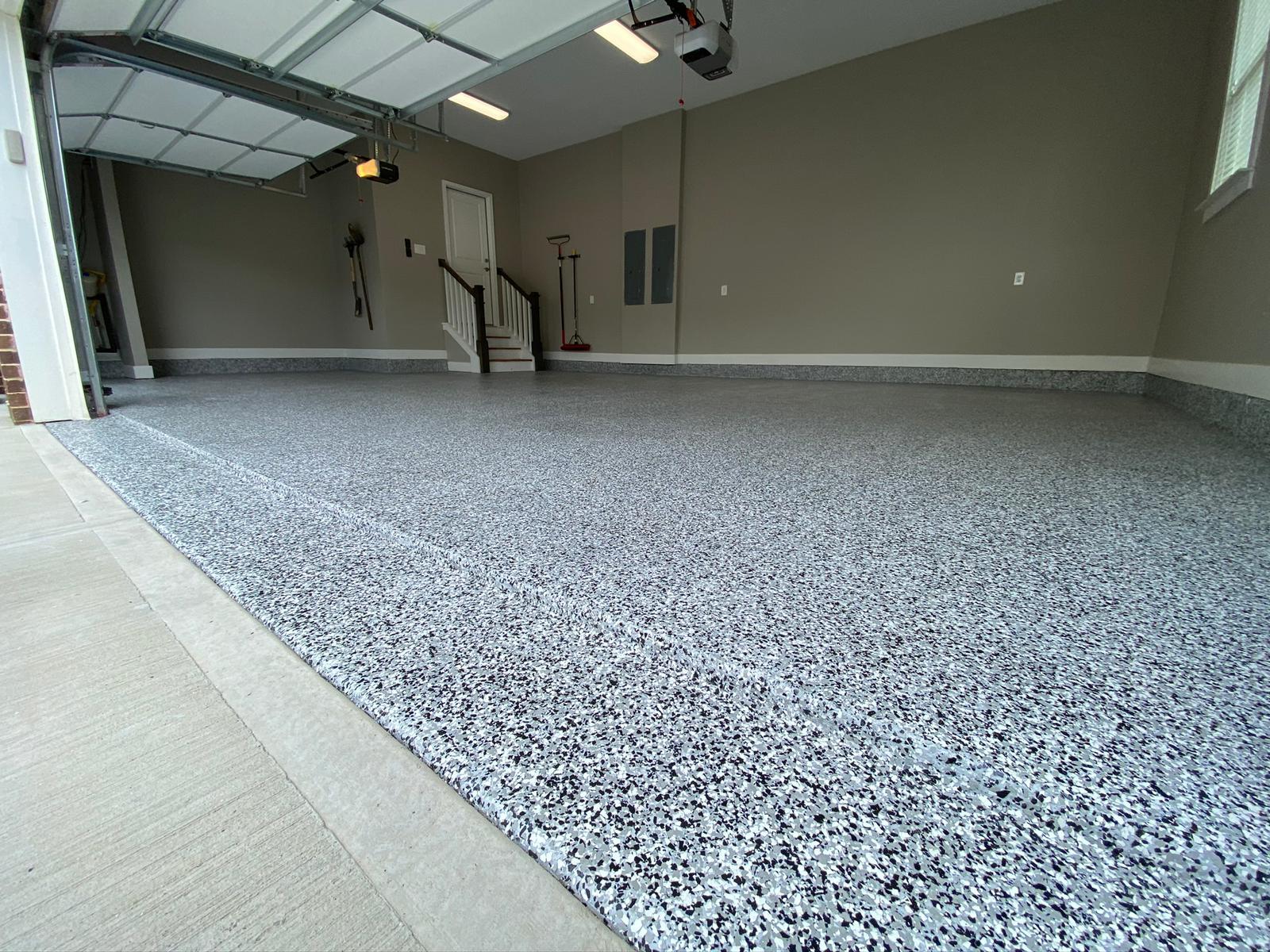 What is the best garage floor coating?