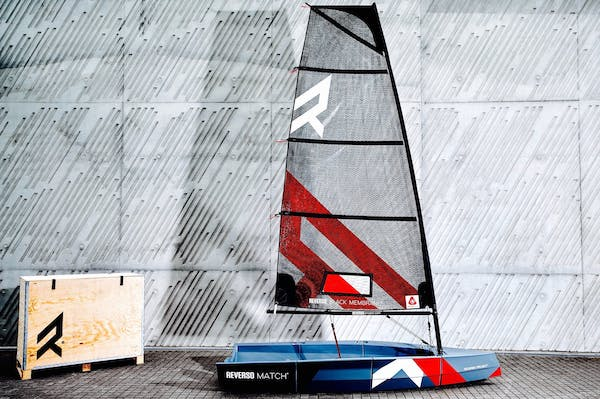 Small sailboat Reverso Air - Match edition