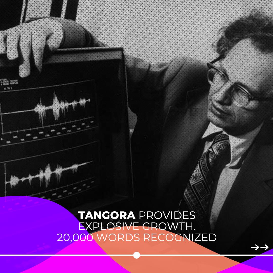 Hidden Markov Model Tangora