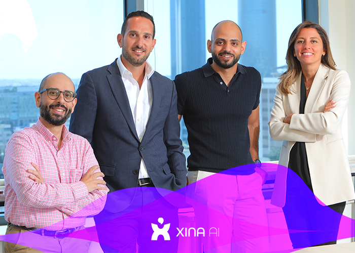 Xina obtains 1 million USD in Seed Funding