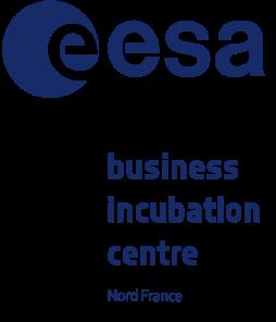 Esa business incubation center logo