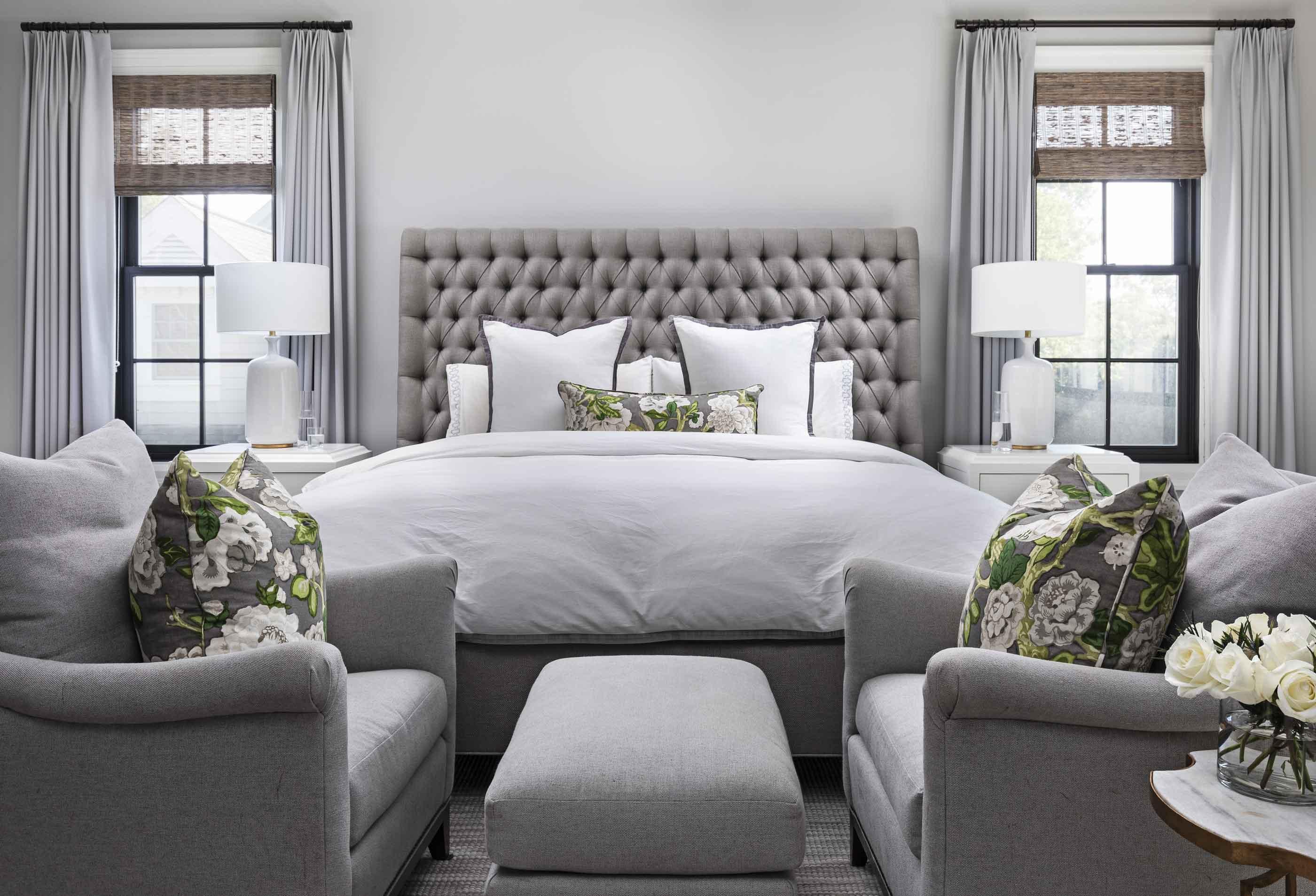 Larchlea master bedroom