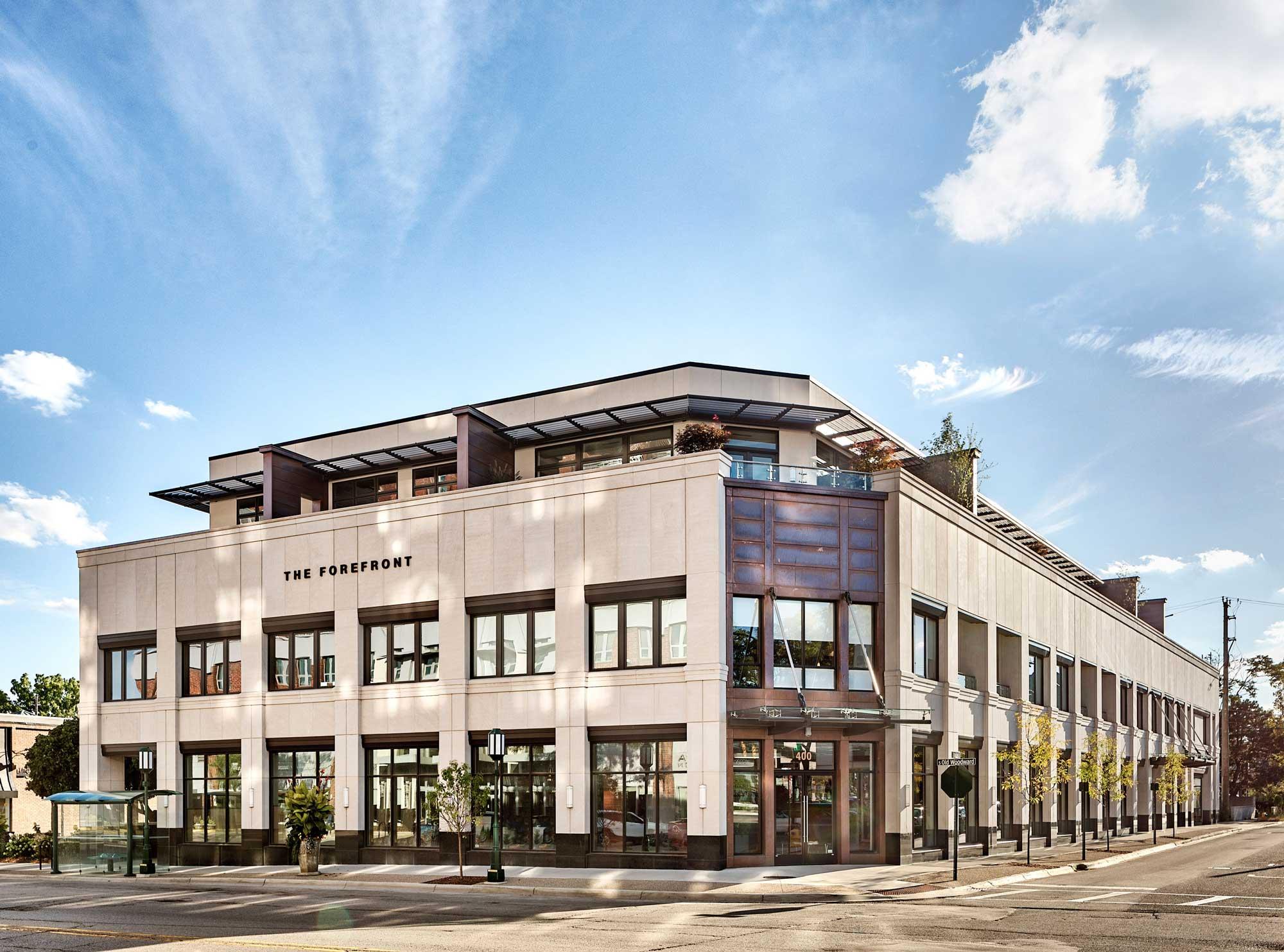 120 S. Broadway exterior rendering