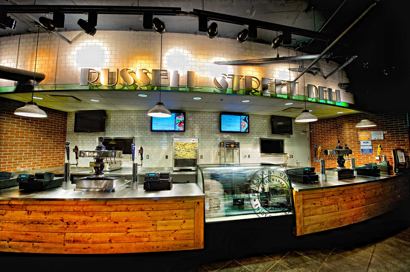 SOZO Japanese Grill order counter