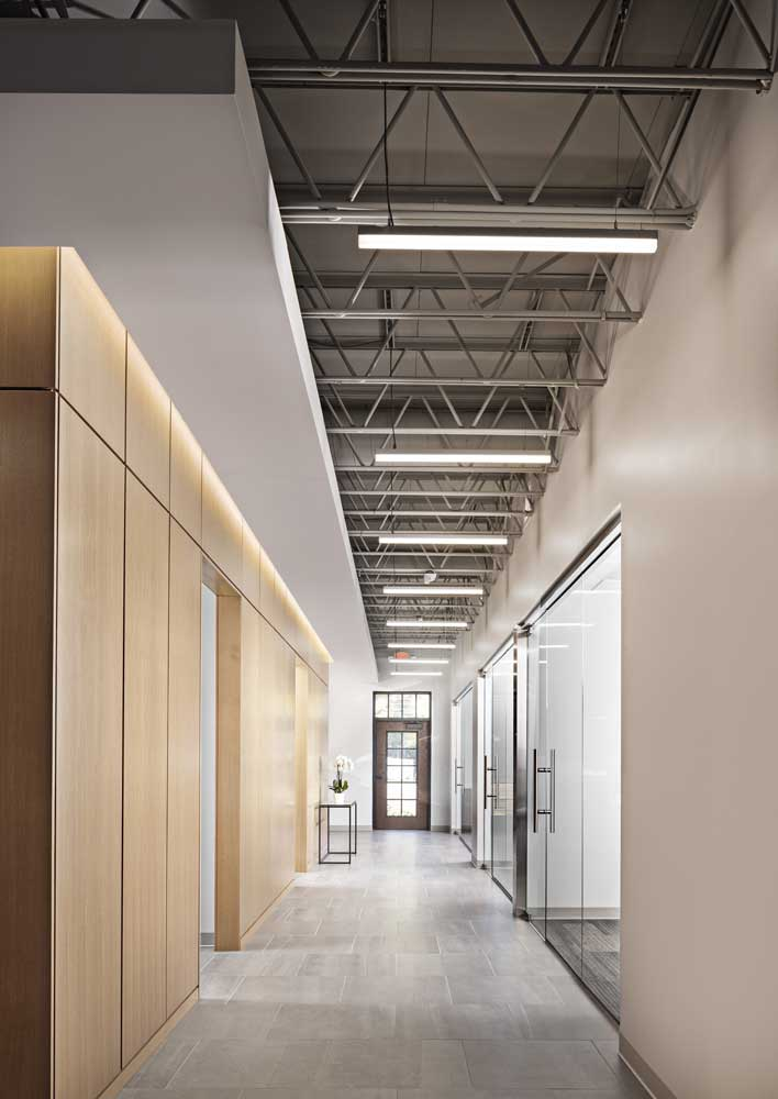 2120 E. Eleven Mile office hallways
