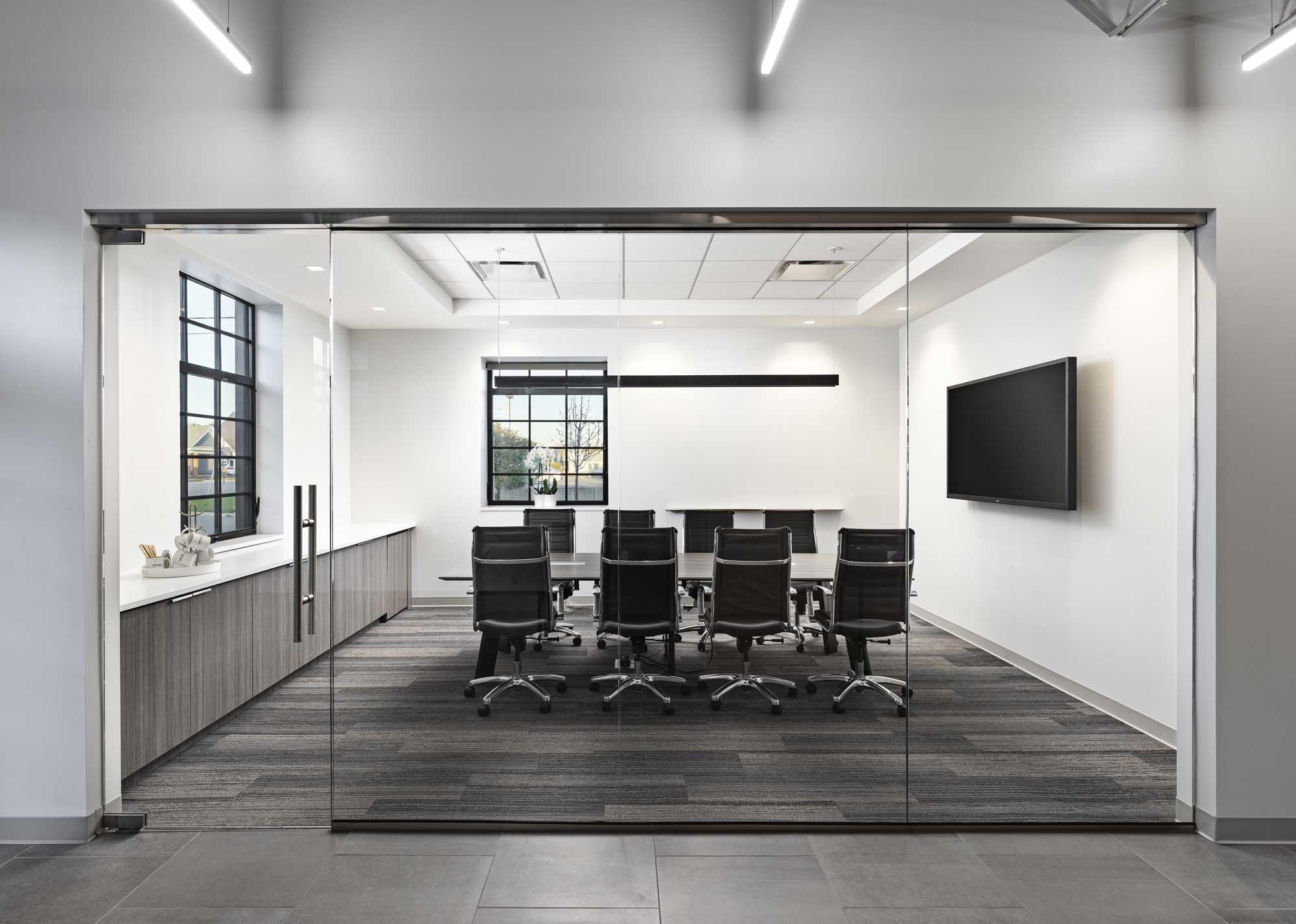 2120 E. Eleven Mile main conference room