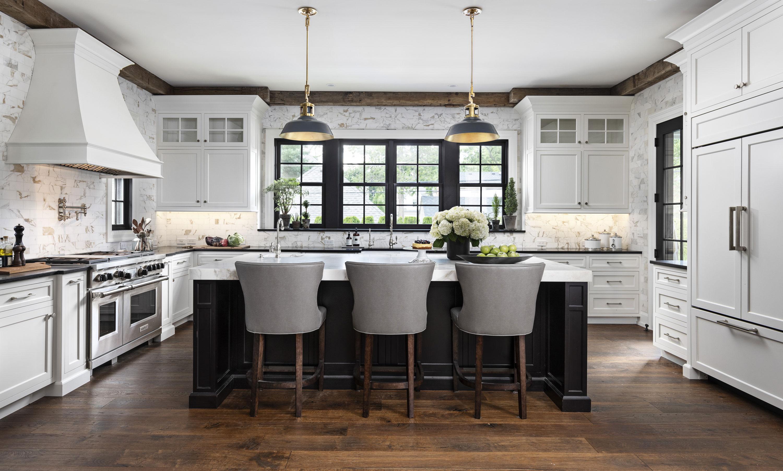 Larchlea kitchen interior