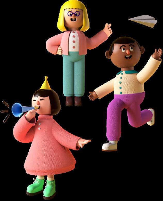 three-children-hero