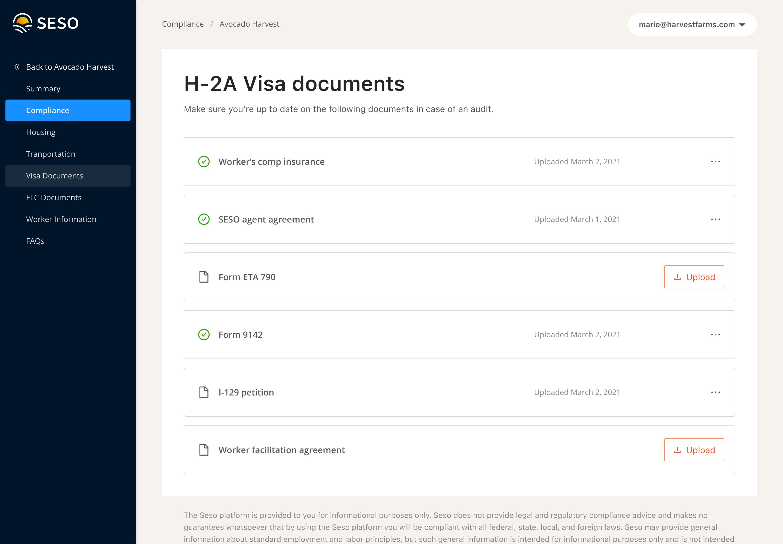 H-2A compliance