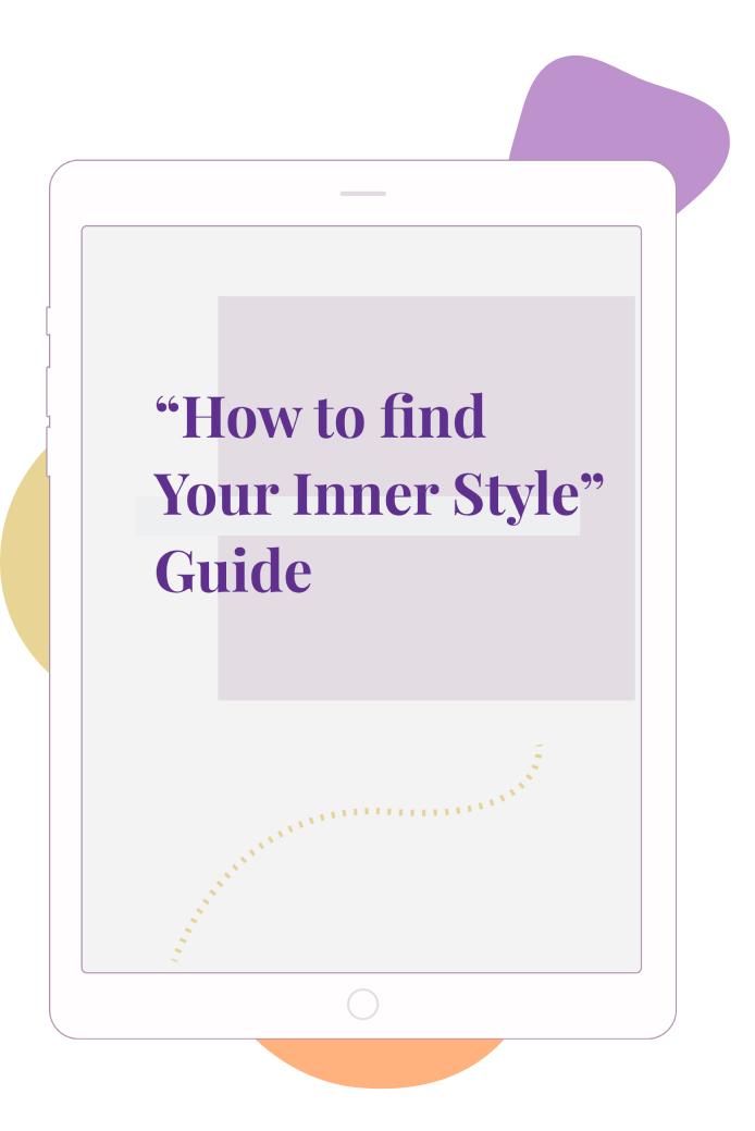 Inner style pdf guide