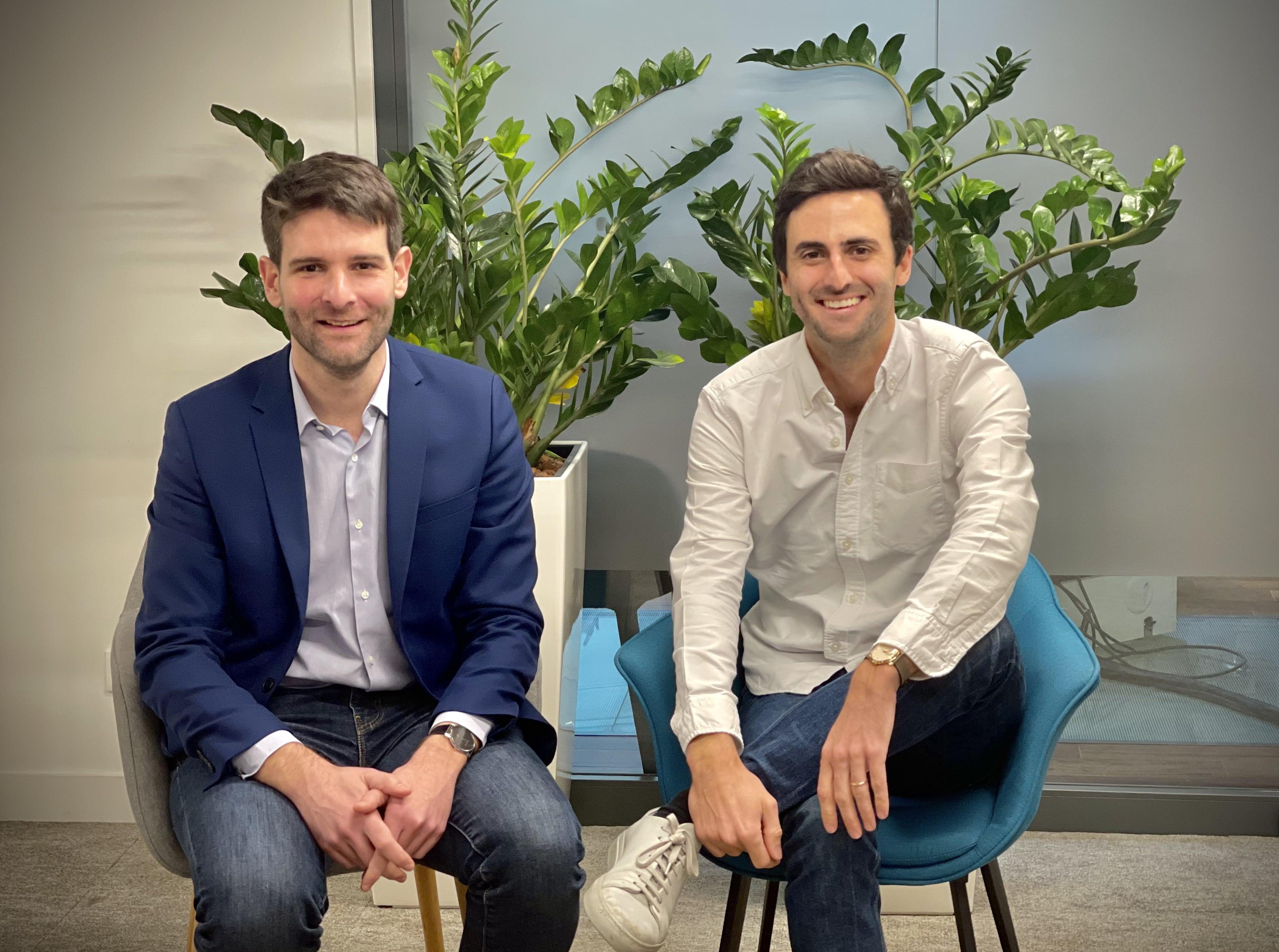 Stephen Leguillon et Philippe Mangematin