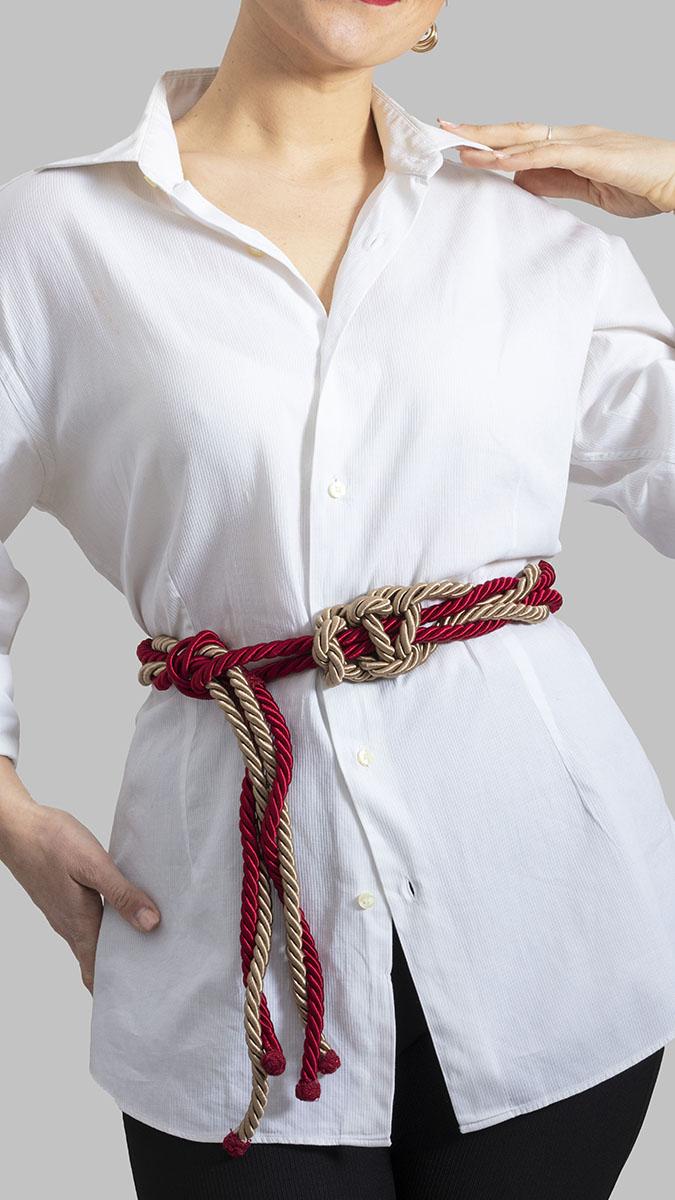 Cintura Bicolore