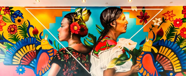 TTT mural