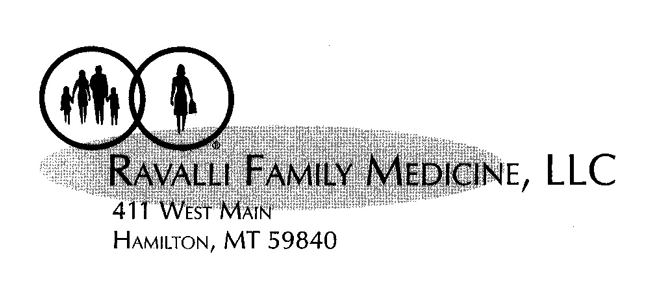Ravalli Family Medicine Logo
