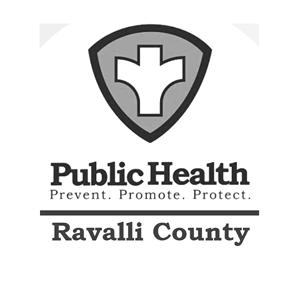 Ravalli County Public Health Logo