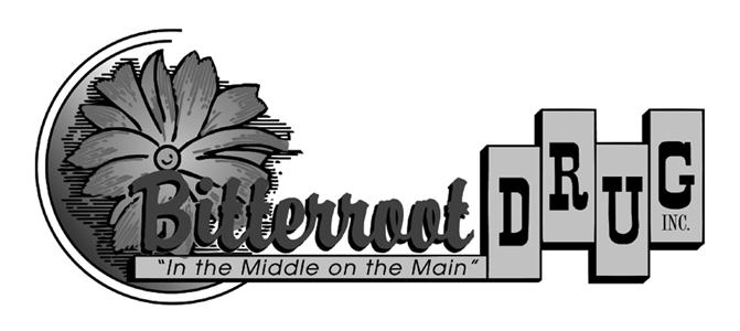 Bitterroot Drug Logo
