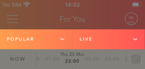 popular_live_screenshot