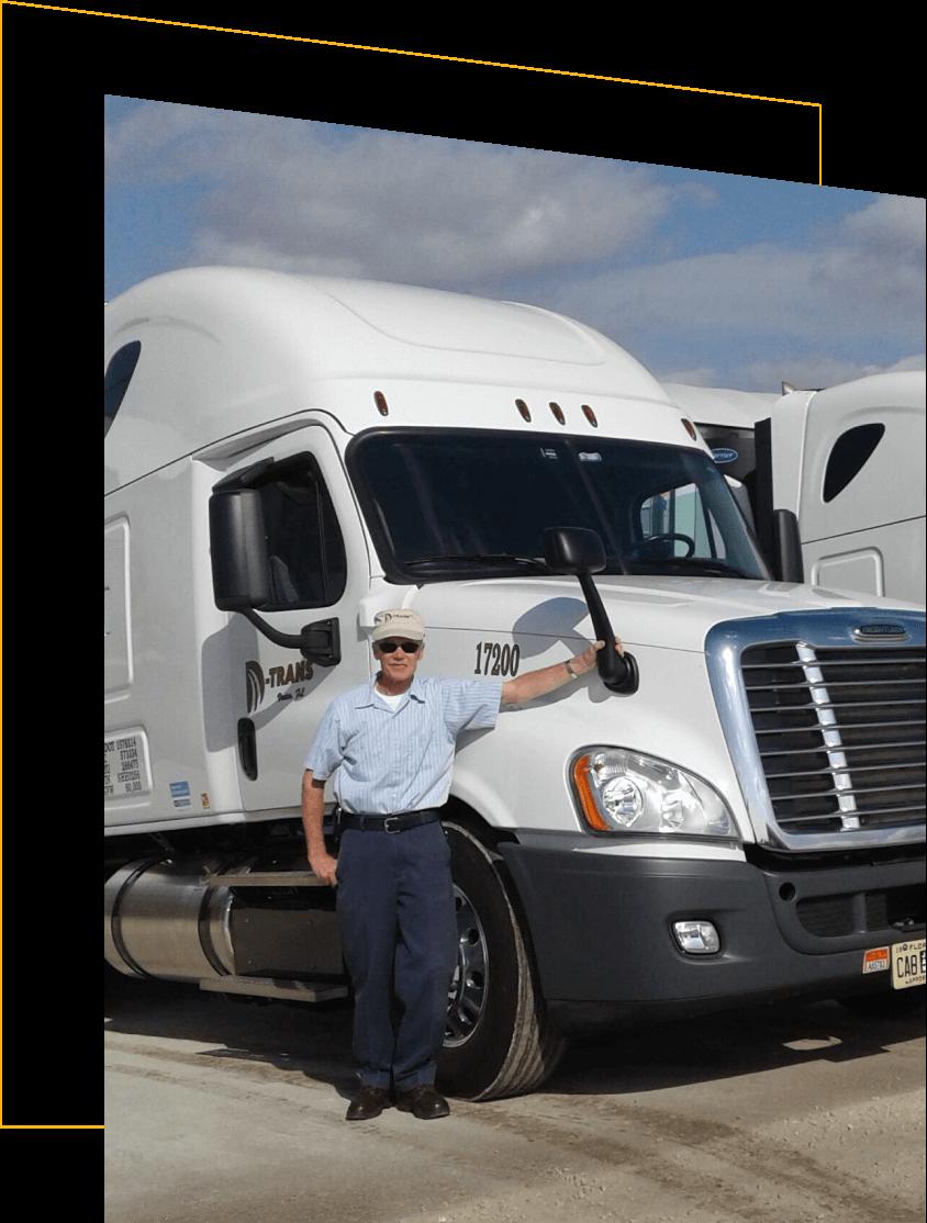 D-Trans company driver