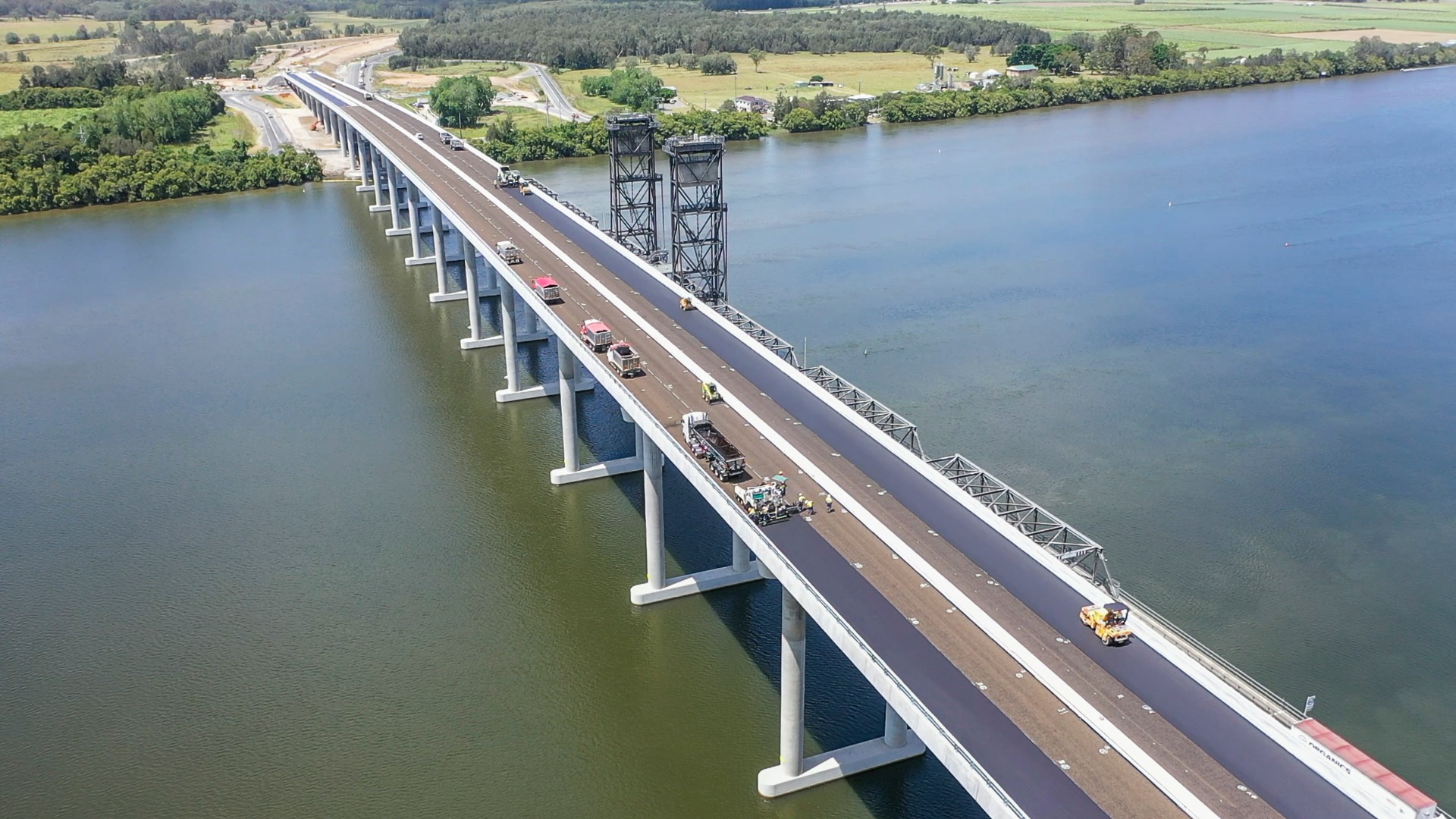 "The ""Most Iconic Structure"" of the Woolgoolga to Ballina Upgrade"