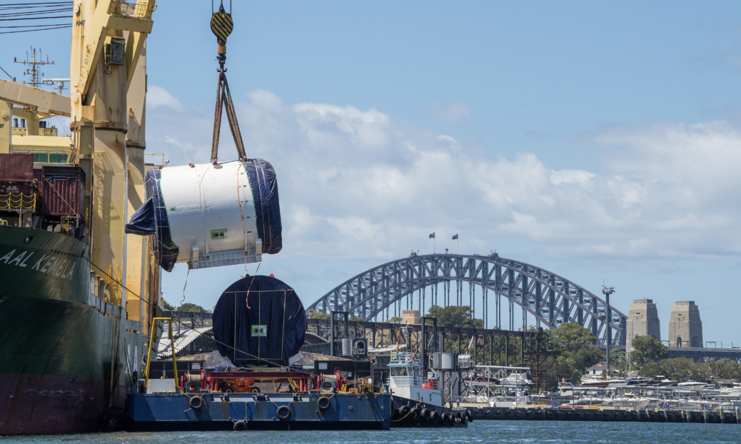 TBM Breakthrough Marks Completion of Sydney Metro Tunnelling