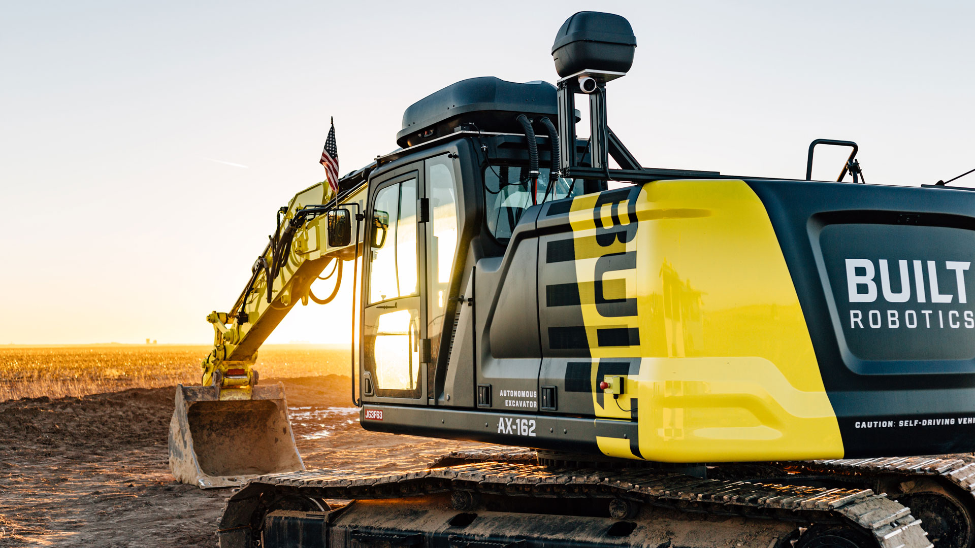 Self-Driving Excavators Hit the Market
