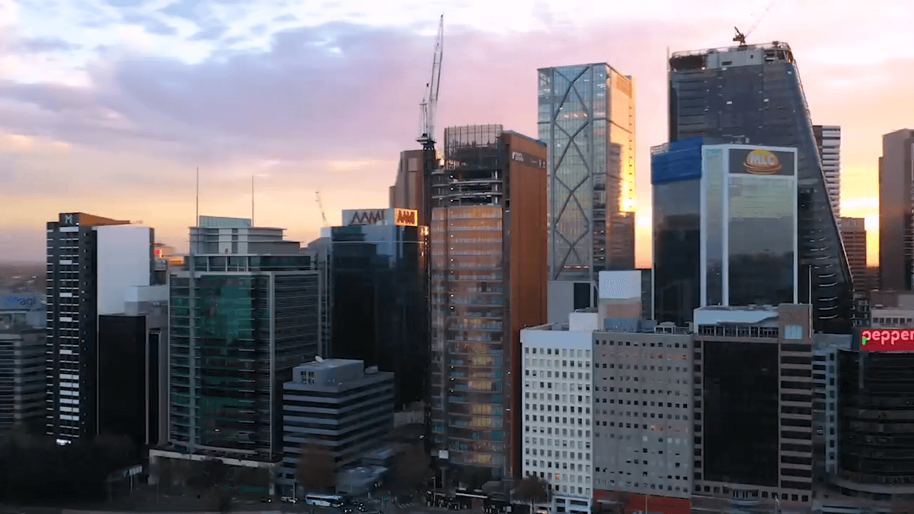 North Sydney's Skyline is Changing Drastically.. These are the Newest Buildings in its Lineup
