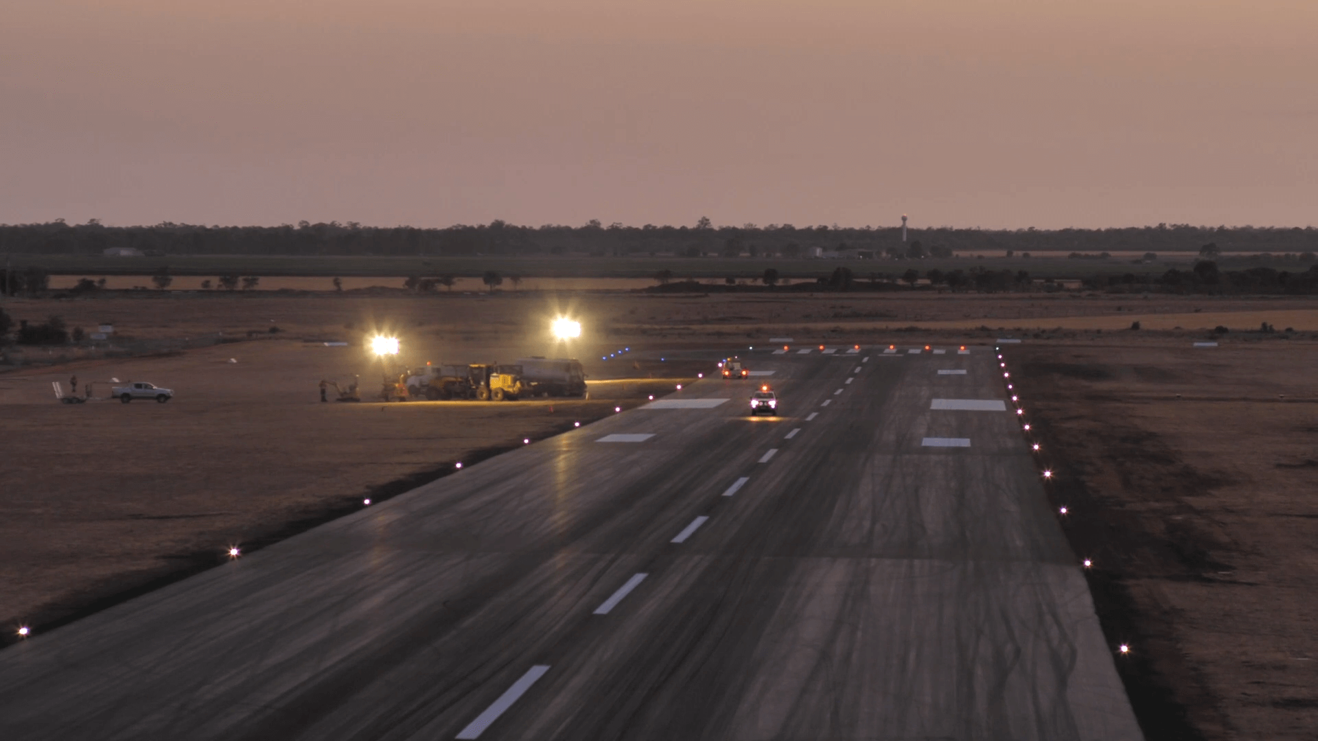 Emerald Airport Leading the Way in Runway Pavement Design