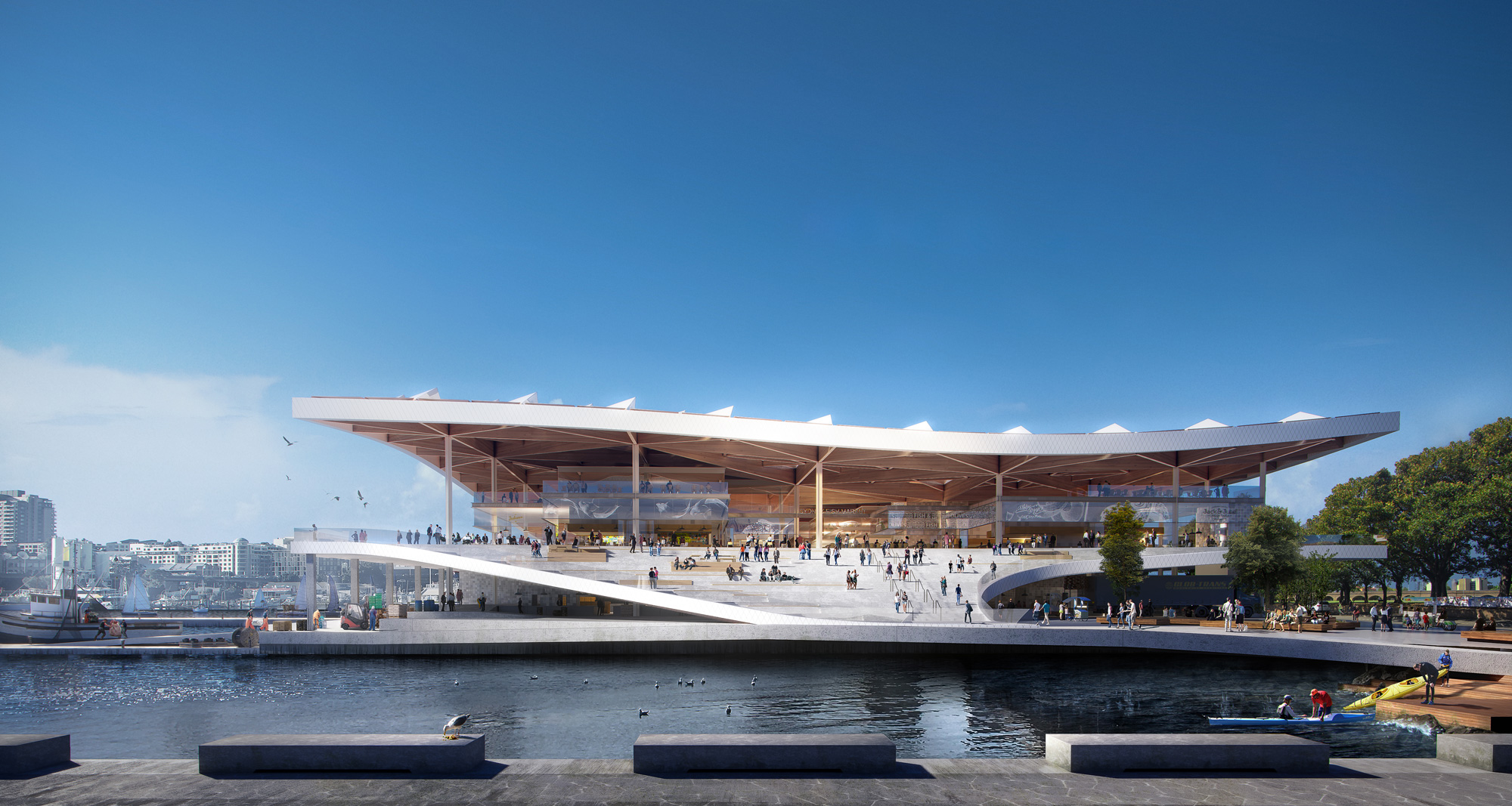 'Largest Fish Market in the World': Hansen Yuncken Appointed Head Contractor on Stage One of Sydney Fish Market Redevelopment